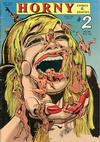Cover for Horny Stories and Comix (Rip Off Press, 1991 series) #2