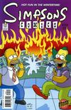 Cover for Simpsons Comics (Bongo, 1993 series) #115