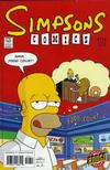 Cover for Simpsons Comics (Bongo, 1993 series) #116