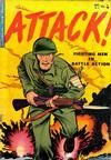 Cover for Attack (Youthful, 1952 series) #3