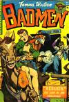 Cover for Famous Western Badmen (Youthful, 1952 series) #13