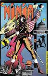 Cover for Ninja (Eternity, 1986 series) #8