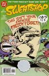 Cover for Sweatshop (DC, 2003 series) #4