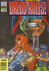 Cover for Dredd Rules! (Fleetway/Quality, 1991 series) #20