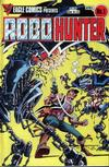 Cover for Robo-Hunter (Eagle Comics, 1984 series) #1