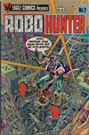 Cover for Robo-Hunter (Eagle Comics, 1984 series) #2