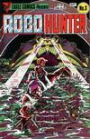Cover for Robo-Hunter (Eagle Comics, 1984 series) #3