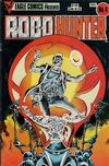 Cover for Robo-Hunter (Eagle Comics, 1984 series) #4