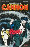 Cover for Cannon (Fantagraphics, 1991 series) #5