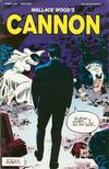Cover for Cannon (Fantagraphics, 1991 series) #7
