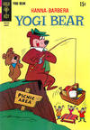 Cover for Yogi Bear (Western, 1962 series) #35