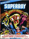 Cover for Superboy (Semic, 1977 series) #5/1980