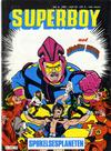 Cover for Superboy (Semic, 1977 series) #8/1981