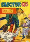 Cover for Sabotør Q5 (Serieforlaget / Se-Bladene / Stabenfeldt, 1971 series) #4/1971