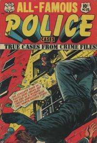 Cover Thumbnail for All-Famous Police Cases (Star Publications, 1952 series) #15