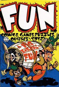 Cover Thumbnail for Fun Comics (Star Publications, 1953 series) #10