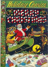 Cover Thumbnail for Holiday Comics (Star Publications, 1951 series) #5
