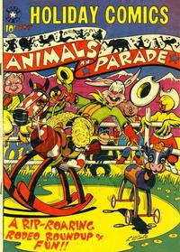 Cover Thumbnail for Holiday Comics (Star Publications, 1951 series) #7