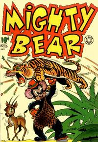 Cover Thumbnail for Mighty Bear (Star Publications, 1954 series) #13