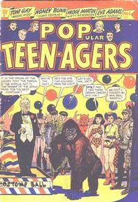Cover Thumbnail for Popular Teen-Agers (Star Publications, 1950 series) #6