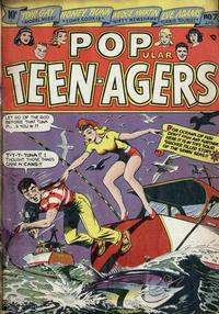 Cover Thumbnail for Popular Teen-Agers (Star Publications, 1950 series) #7