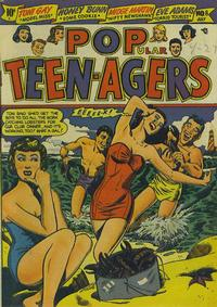 Cover Thumbnail for Popular Teen-Agers (Star Publications, 1950 series) #8