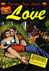 Cover Thumbnail for Popular Teen-Agers (Star Publications, 1950 series) #10