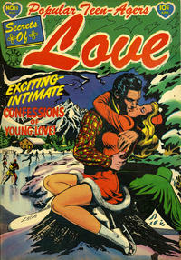Cover Thumbnail for Popular Teen-Agers (Star Publications, 1950 series) #11