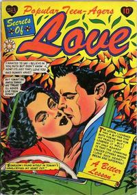 Cover Thumbnail for Popular Teen-Agers (Star Publications, 1950 series) #13