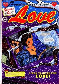 Cover Thumbnail for Popular Teen-Agers (Star Publications, 1950 series) #15