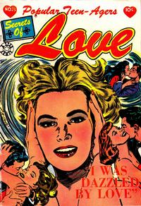 Cover Thumbnail for Popular Teen-Agers (Star Publications, 1950 series) #23