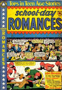 Cover Thumbnail for School-Day Romances (Star Publications, 1949 series) #2