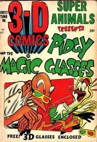 Cover Thumbnail for Super Animals (Star Publications, 1953 series) #1