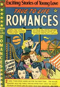 Cover Thumbnail for True-to-Life Romances (Star Publications, 1949 series) #8 [1]