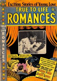 Cover Thumbnail for True-to-Life Romances (Star Publications, 1949 series) #3