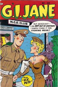 Cover Thumbnail for G.I. Jane (Stanhall, 1953 series) #7