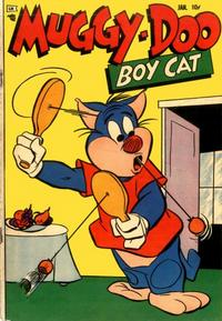 Cover Thumbnail for Muggy Doo, Boy Cat (Stanhall, 1953 series) #4