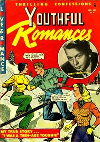 Cover Thumbnail for Youthful Romances (Pix-Parade, 1950 series) #10