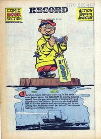 Cover Thumbnail for The Spirit (Register and Tribune Syndicate, 1940 series) #2/17/1946
