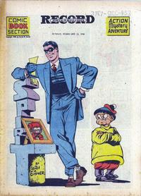 Cover Thumbnail for The Spirit (Register and Tribune Syndicate, 1940 series) #2/24/1946
