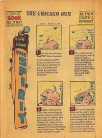 Cover Thumbnail for The Spirit (Register and Tribune Syndicate, 1940 series) #3/10/1946