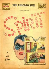 Cover Thumbnail for The Spirit (Register and Tribune Syndicate, 1940 series) #4/7/1946