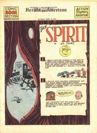 Cover Thumbnail for The Spirit (Register and Tribune Syndicate, 1940 series) #4/28/1946