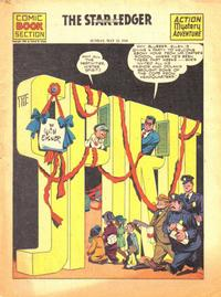 Cover Thumbnail for The Spirit (Register and Tribune Syndicate, 1940 series) #5/12/1946