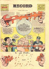 Cover Thumbnail for The Spirit (Register and Tribune Syndicate, 1940 series) #6/23/1946