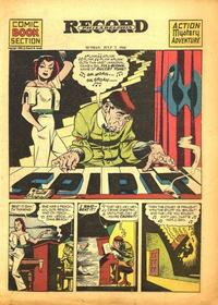 Cover Thumbnail for The Spirit (Register and Tribune Syndicate, 1940 series) #7/7/1946
