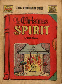 Cover Thumbnail for The Spirit (Register and Tribune Syndicate, 1940 series) #12/23/1945
