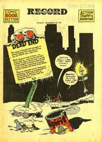 Cover Thumbnail for The Spirit (Register and Tribune Syndicate, 1940 series) #12/30/1945