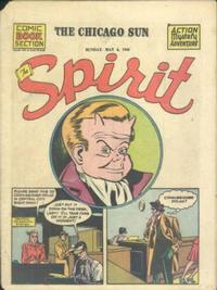 Cover Thumbnail for The Spirit (Register and Tribune Syndicate, 1940 series) #5/6/1945