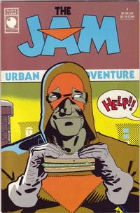 Cover Thumbnail for The Jam (Slave Labor, 1989 series) #1